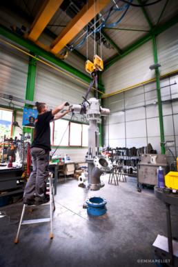 reportage industriel de roforge st chamondsitue region auvergne rhône alpes photo entreprise emma pellet