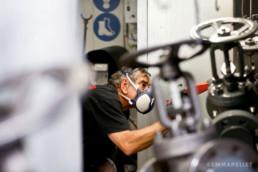 reportage industriel lyon st chamond entreprise roforge photographe a nantes emma pellet