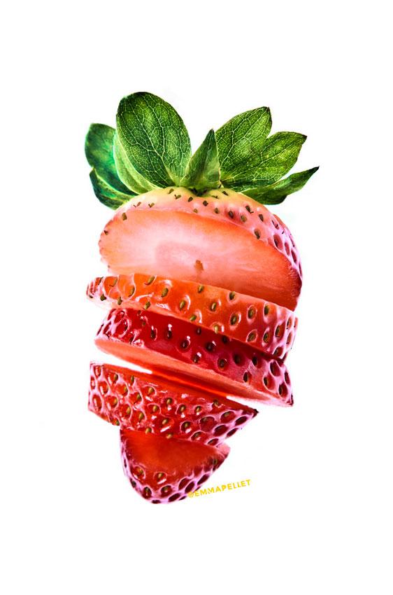 photo-publicitaire-d-une-fraise-a-nantes-en-Loire-atlantique©emmapellet